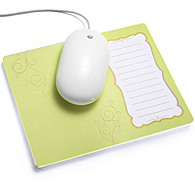 The Knot Note Paper Mouse Pad - Swirl