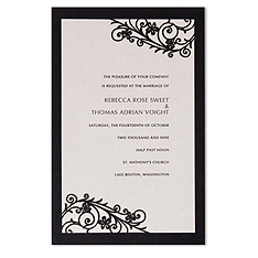 Romantica Invitation Kit