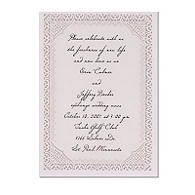 Filigree Invitation Kit