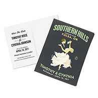 Personalized Save the Date Postcards - First Dance