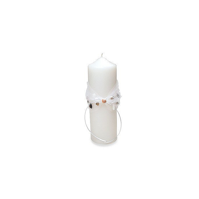 The Knot On The Beach Unity Candle