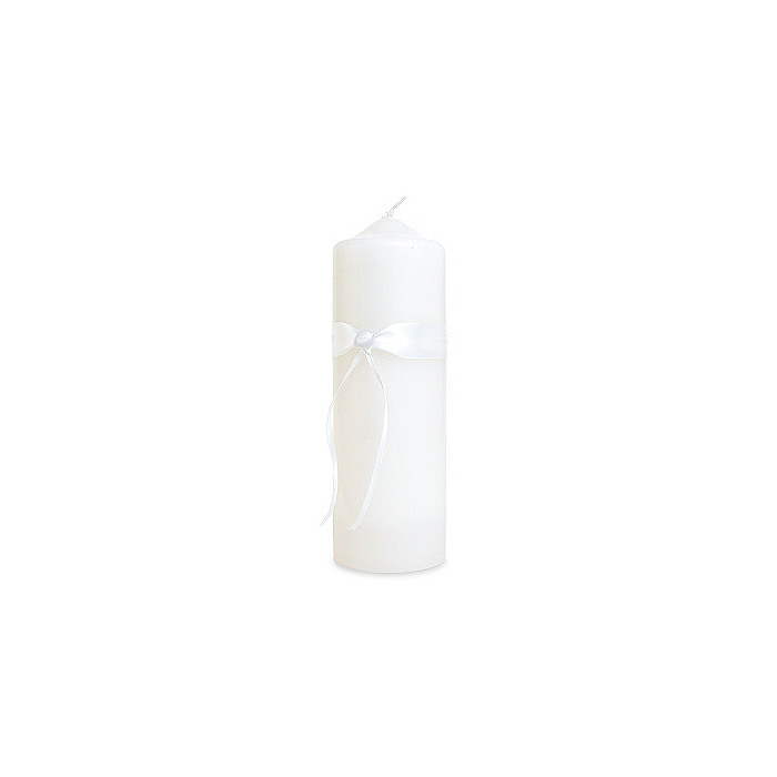 The Knot Simply Satin Unity Candle