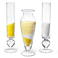 Unity Sand Ceremony Vase Kit